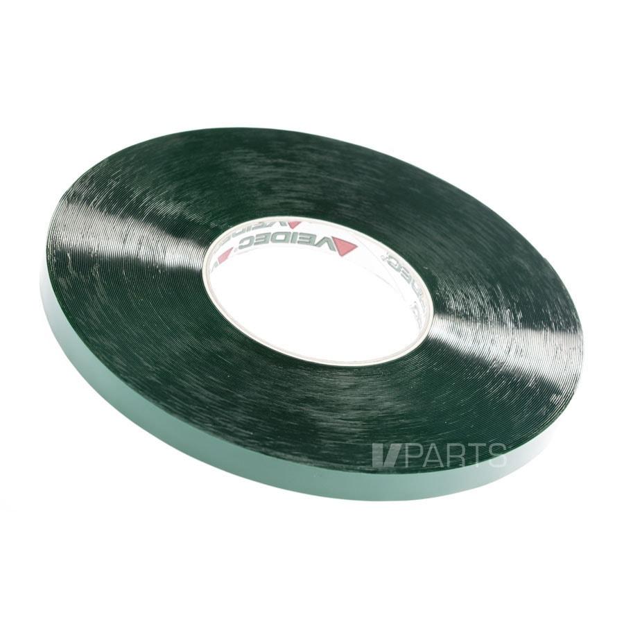 Clear Tape, dubbelhäftande tejp 33M.